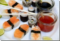 В Красноярске суши доставит «ЁбиДоёби»