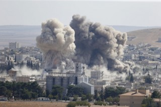 The Washington Post узнала о разрешении США бомбить по ИГ в Афганистане