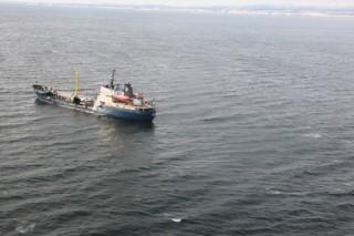 Пьяный экипаж российского сухогруза задержали в Дании