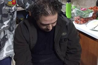 В Италии двух беглых мафиозо обнаружили в подземном бункере