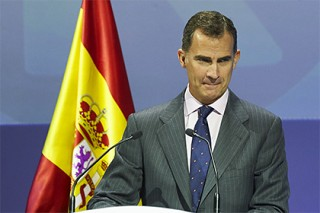 Каталонский муниципалитет объявил короля Испании персоной нон грата