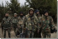 Сирийская армия восстановила контроль над стратегическим городом Ар-Рабиа