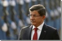 Турецкий премьер пожаловался на невозможность бомбить ИГ в Сирии из-за России