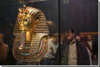 Восемь египтян отдали под суд за бороду Тутанхамона