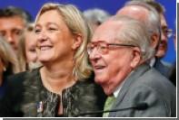 Марин Ле Пен и ее отец стали фигурантами расследования финпрокуратуры