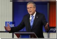 Джеб Буш назвал Трампа плюшевым мишкой