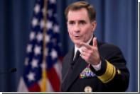 В Вашингтоне подтвердили данные о сроках ухода Асада с поста президента Сирии