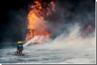 На юге Ливии взорвался нефтепровод