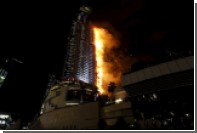 В небоскребе Дубая сгорели паспорта россиян