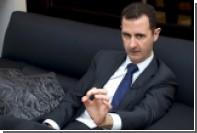 США наметили сроки ухода Асада с поста президента Сирии