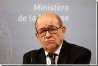 Министр обороны Франции насчитал убитыми две трети боевиков ИГ