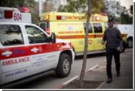 Два человека стали жертвами обстрела посетителей бара в Тель-Авиве