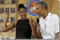 Обама отказал жене в праве баллотироваться в президенты
