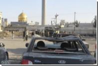 В результате теракта под Дамаском погибли 30 человек