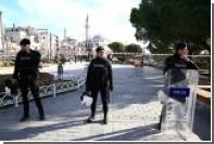 При взрыве в Стамбуле пострадали туристы