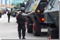 Индонезийская полиция сообщила о национальности джакартских террористов