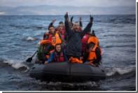 В Евросоюзе подсчитали прибыль перевозящих беженцев контрабандистов