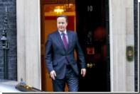 Британский МИД призвал Кэмерона воздержаться от новых антироссийских санкций