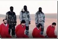 Стало известно имя второго палача с видеоролика казни британских заключенных