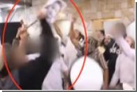 Высмеявшие на свадьбе смерть палестинского ребенка иудеи-радикалы арестованы