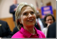 Клинтон похвалилась своей выносливостью