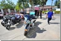 Российский турист разбился на мотоцикле в Таиланде