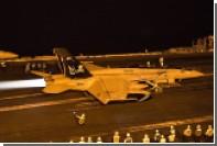 Авианосец «Гарри Трумэн» присоединился к борьбе против ИГ