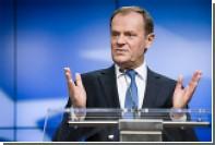 Туск назвал сроки краха Шенгенскойзоны