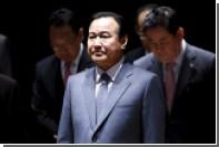 Бывшему премьеру Южной Кореи дали восемь месяцев тюрьмы за взятку