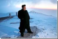 СМИ сообщили о восхождении Ким Чен Ына на высочайшую гору в КНДР