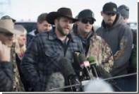 При аресте участников «оккупантской» акции в Орегоне погиб человек