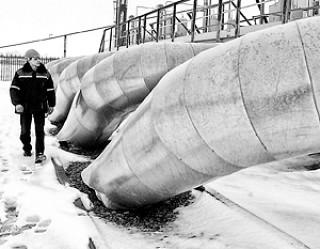Украина выставляет неправомерный штраф Газпрому