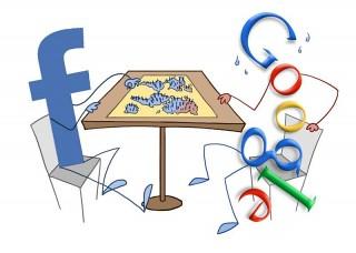 Советник Путина не исключает возможность блокировки Google и Facebook в России