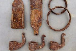 Археологи нашли в Подмосковье частный арсенал времен Ивана Грозного