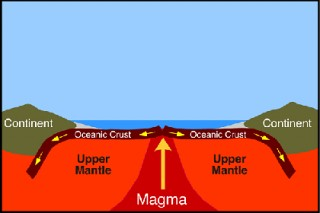 Оледенения Земли объяснили условиями в недрах планеты