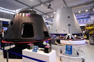 Новый российский космический корабль получит имя «Федерация»