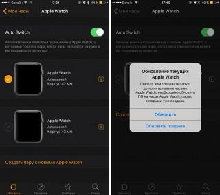 В Apple уверены, что у вас может быть несколько Apple Watch