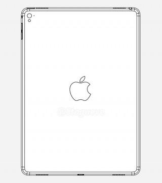 В Сеть попало изображение iPad Air 3 – впервые с LED-вспышкой и четырьмя динамиками