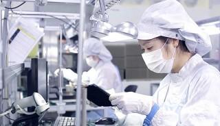 Apple догнала Samsung по объемам закупок полупроводников