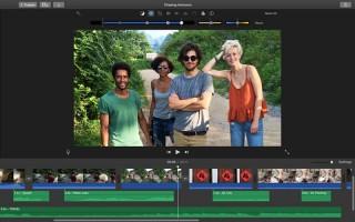 Apple выпустила новую версию iMovie для Mac с исправлением ошибок