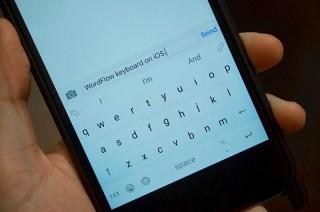 Новая клавиатура Microsoft для iOS получит специальный режим набора одной рукой