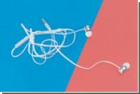 Пользователи iPhone тратят на распутывание наушников 3,5 дня своей жизни