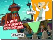 Игра по мотивам «Футурамы» вышла в App Store
