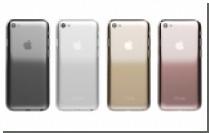 Концепт iPhone 7 бразильского дизайнера демонстрирует смартфон в тонком корпусе [видео]