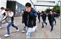 В Китае на фабрике Foxconn по производству iPhone произошел пожар