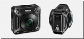 Nikon представила «круговую» камеру