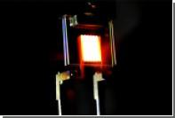 В США подняли КПД лампочки Ильича в три раза