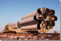 Отработавший блок российской ракеты развалился на части на околоземной орбите