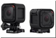 GoPro сократит 7% штата сотрудников из-за падения продаж экшн-камер
