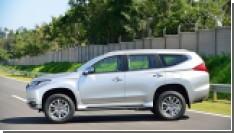 Названы сроки дебюта в России нового Mitsubishi Pajero Sport
